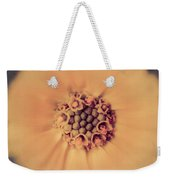 Flower Beauty IIi Weekender Tote Bag by Marco Oliveira