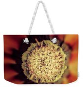 Flower Beauty Iv Weekender Tote Bag by Marco Oliveira