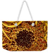 Flower - Daisy - In Other Worlds Weekender Tote Bag