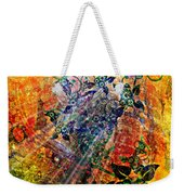 Flower Field Trip Weekender Tote Bag