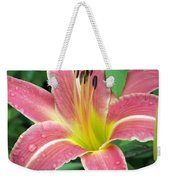 Flower Garden 01 Weekender Tote Bag