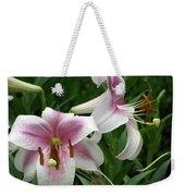 Flower Garden 20 Weekender Tote Bag