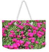 Flower Garden 38 Weekender Tote Bag