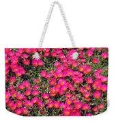 Flower Garden 39 Weekender Tote Bag