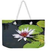 Flower Garden 60 Weekender Tote Bag
