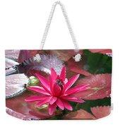 Flower Garden 67 Weekender Tote Bag