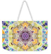 Flower Goddess Weekender Tote Bag