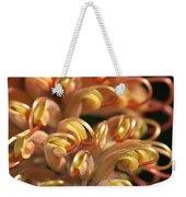 Flower-grevillea-superb Weekender Tote Bag