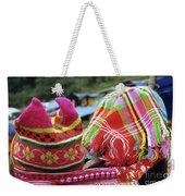Flower Hmong Baby 05 Weekender Tote Bag