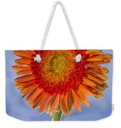 Flower In Water Weekender Tote Bag