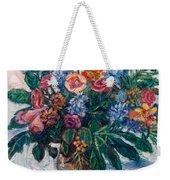 Flower Life Weekender Tote Bag