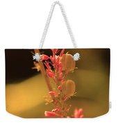 Flower Of Light Weekender Tote Bag