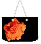 Flower On Fire Weekender Tote Bag