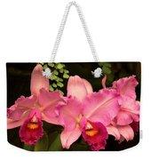 Flower - Orchid -  Cattleya - Magenta Splendor Weekender Tote Bag