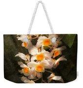 Flower - Orchid - Dendrobium Orchid Weekender Tote Bag