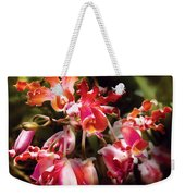 Flower - Orchid - Oncidium Orchid - Eye Candy Weekender Tote Bag
