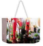 Flower Paradise Weekender Tote Bag