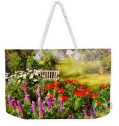 Flower - Poppy - Piece Of Heaven Weekender Tote Bag