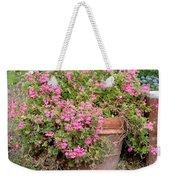 Flower Pot 2 Weekender Tote Bag