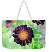 Flower Power 1435 Weekender Tote Bag