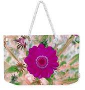 Flower Power 1439 Weekender Tote Bag