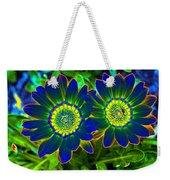Flower Power 1446 Weekender Tote Bag