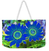 Flower Power 1451 Weekender Tote Bag