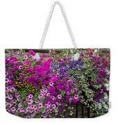 Flower Riot Weekender Tote Bag