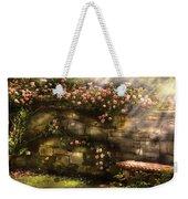 Flower - Rose - In The Rose Garden  Weekender Tote Bag
