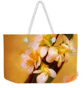Flower - Sakura - A Touch Of Spring Weekender Tote Bag