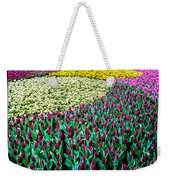 Flower Sea Weekender Tote Bag