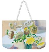Flower Still Life          Weekender Tote Bag