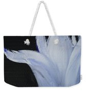 Flower Study 2 Weekender Tote Bag