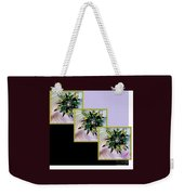 Flower Time Weekender Tote Bag