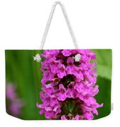 Flower Tower Tall Weekender Tote Bag