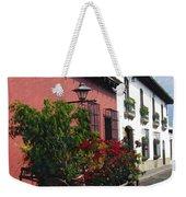 Flower Wagon Antigua Guatemala Weekender Tote Bag