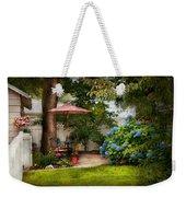 Flower - Westfield Nj - Private Paradise Weekender Tote Bag