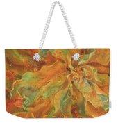 Flower Wild Weekender Tote Bag
