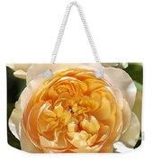 Flower-yellow Roses Weekender Tote Bag