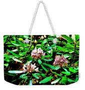 Flowered Tree Weekender Tote Bag