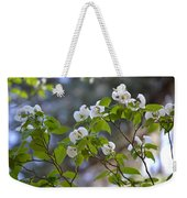 Flowering Branches Weekender Tote Bag