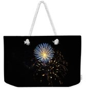 Flowering Burst Weekender Tote Bag
