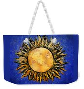 Flowering Sun Weekender Tote Bag