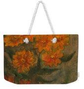 Flowers 5 Weekender Tote Bag