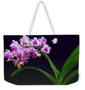 Flowers - Aerides Lawrenciae X Odorata Orchid Weekender Tote Bag
