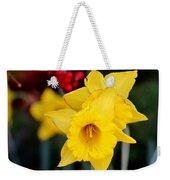 Flowers And Berries 030515ab Weekender Tote Bag