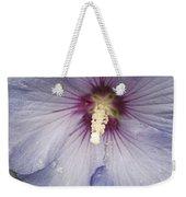 Flowers And Rain Weekender Tote Bag
