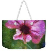 Flowers Are Gods Way 02 Weekender Tote Bag