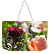 Flowers At Dallas Arboretum V13 Weekender Tote Bag