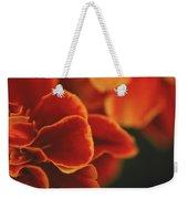 Flowers Blooming Weekender Tote Bag